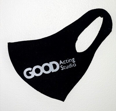 GOOD Acting Studio Facemasks (Side)
