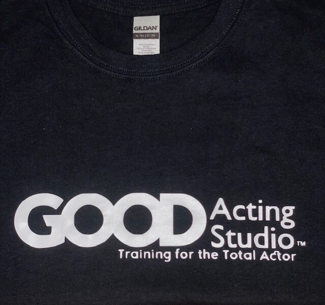 GOOD Acting Studio Shirt (Large Front)