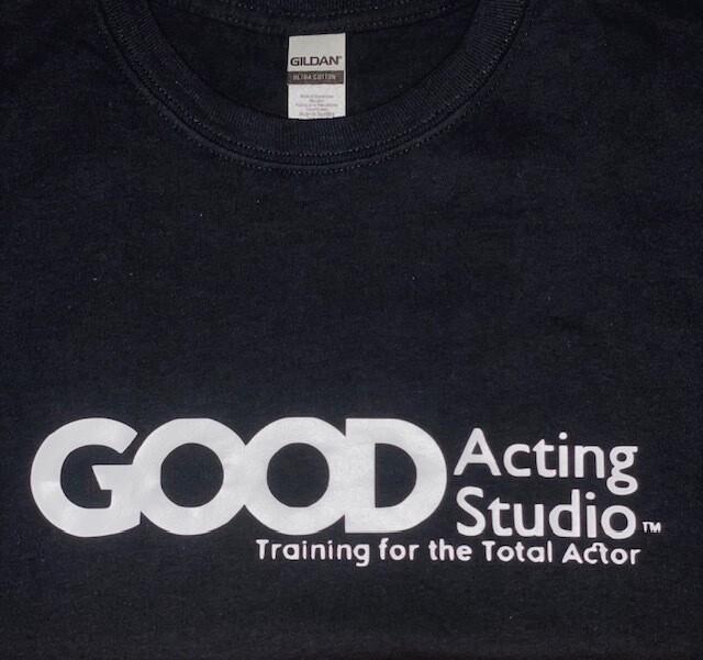 GOOD Acting Studio Shirt (Large Front)