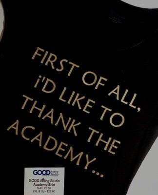GOOD Acting Studio Academy Shirt