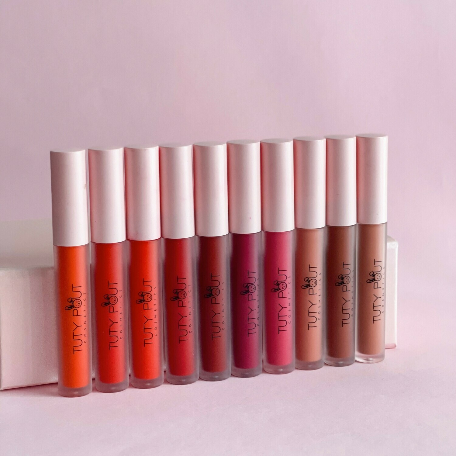 Tuty Pout Collection Series (1 set with gift box)