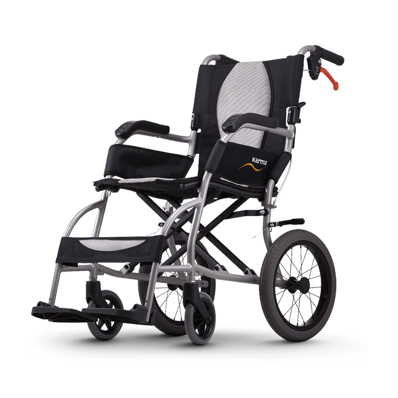 TGA Powerpack & Karma Ergo Lite 2 Wheelchair Transit