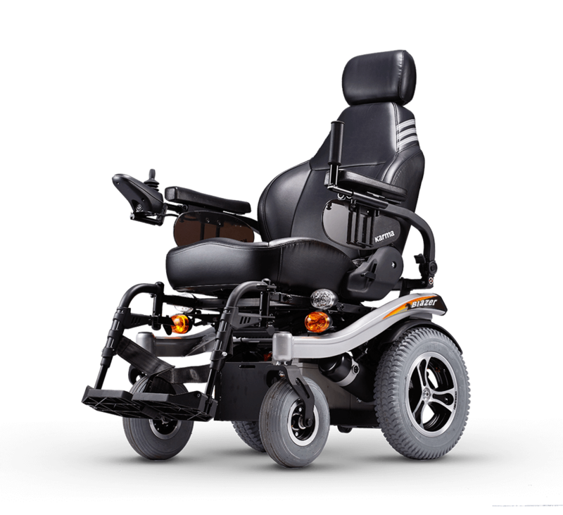 Karma Blazer Captain Powerchair