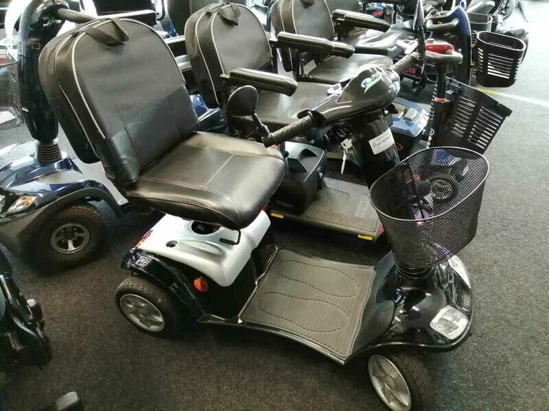 Used Kymco Super 8