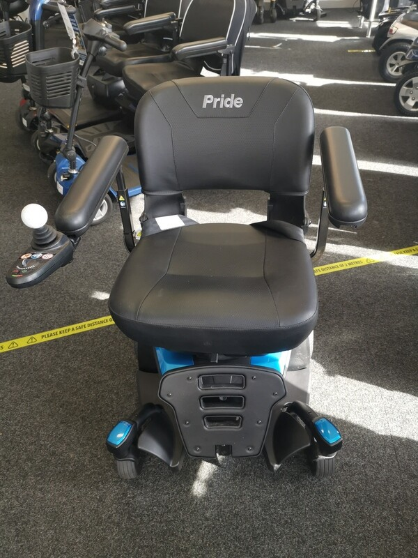 Used Pride Go Chair
