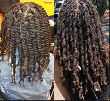 Loc Growth Hair Serum