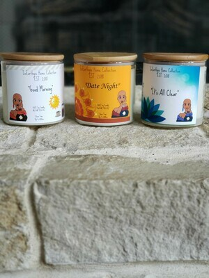 InEarthgie 3-Wick Candle (Home Edition)