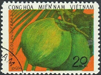 National Front for the Liberation of South Vietnam 1976 20x Fruit VFU