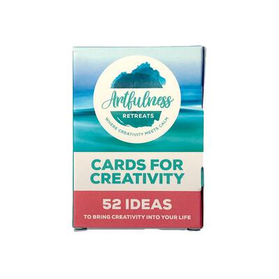 Cards for Creativity