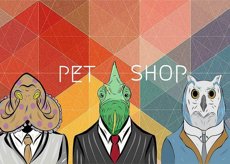 Pet Shop Sticker™