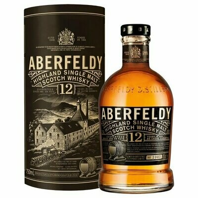 Aberfeldy 12 years 0,7l 40%