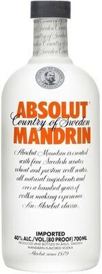 Absolut Mandrin 0,7l 40%