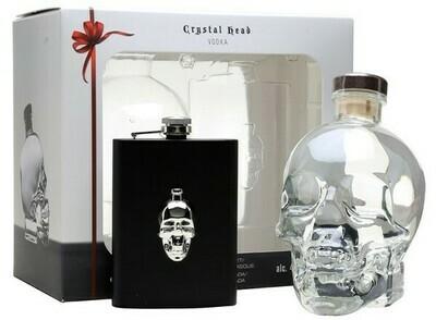 Crystal Head Vodka 0,7l 40% DD + flaska