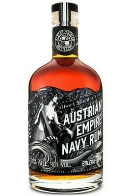 Austrian Empire Solera 21 years Navy Rum 0,7l 40%