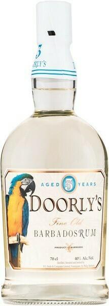 Doorly's White 0,7l 40%