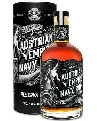 Austrian Empire Reserva 1863 Navy Rum 0,7l 40%