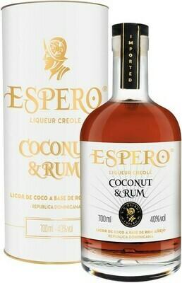 Ron Espero Coconut & Rum  0,7l 40%