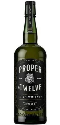 Proper No. Twelve Conor McGregor's 0,7L 40%