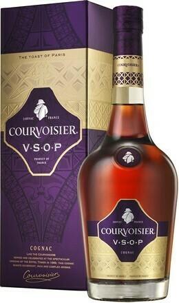 Courvoisier V.S.O.P. 0,7l 40%