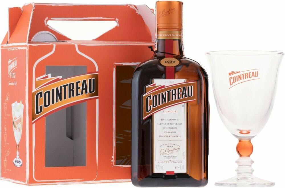 Cointreau 0,7l 40% + pohár