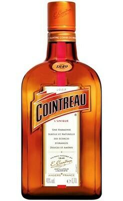 Cointreau naracslikőr 0,7l 40%