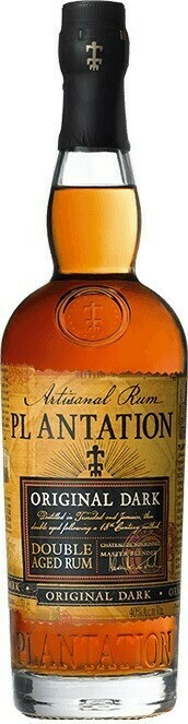 Plantation Original Dark Double Aged 0,7l 40%