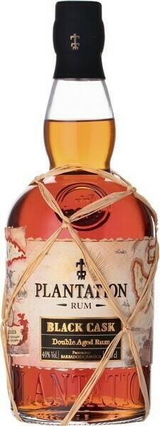 Plantation Black Cask Barbados & Jamaica 0,7l 40%