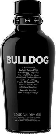 Bulldog Gin 0,7l 40%