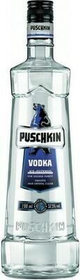 Puschkin Clear 0,7l 37,5%