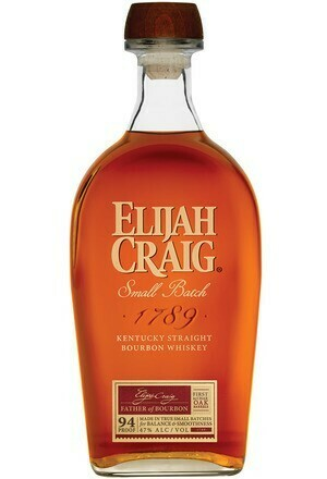 Elijah Craig Small Batch 0,7l 47%