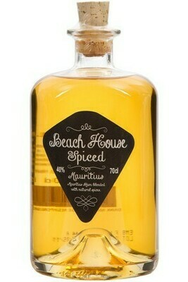 Beach House Gold Spiced 0,7l 40%
