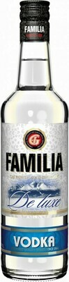 Vodka Familia De Luxe 0,5l 40%