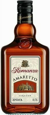 Romanza Amaretto 0,7l 20%