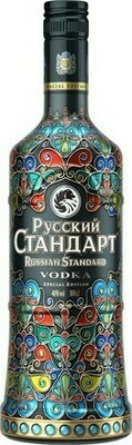 Russian Standard Cloisonne Edition 1l 40%