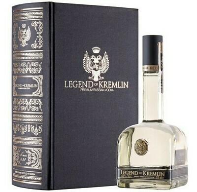 Legend of Kremlin Black Book Edition Vodka 0,7l 40%