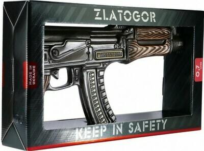 Zlatogor AK-47 Vodka 0,5l 38% GB