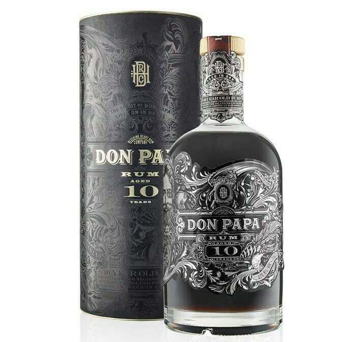 Don Papa 10 years 0,7l 43%