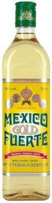 Mexico Fuerte Gold 0,7l 38%
