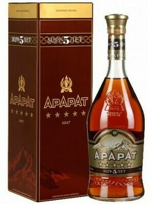 Ararat 5 years 0,7l 40%
