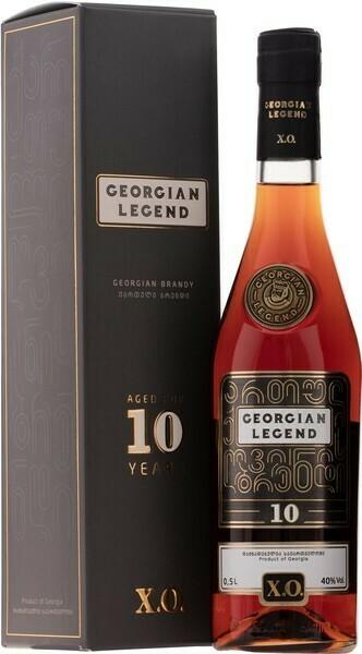 Georgian Legend XO 0,5l 40% DD