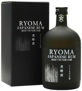 Ryoma Japanese 7 Years Old Oak Cask 0,7l 40%