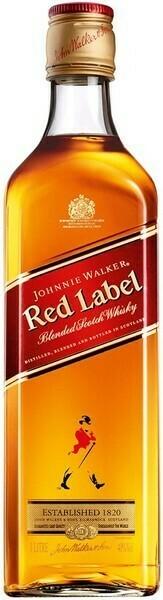 Johnnie Walker Red Label 0,7l 40%