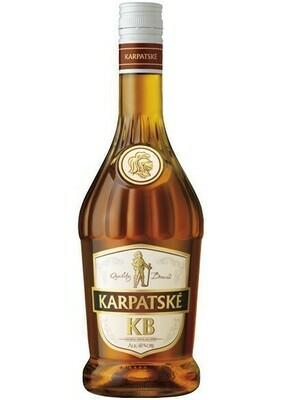 Karpatské KB 0,7l 40%