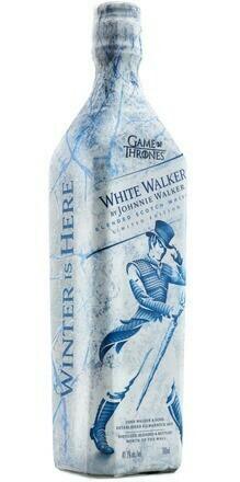 Johnnie Walker White Walker Game of Thrones Limited Edition 0,7L 41,7%