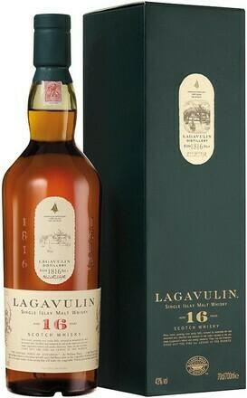 Lagavulin 16 years 0,7l 43%