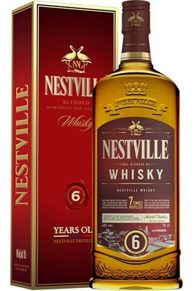 Nestville Whisky 6Y 0,7l 40%