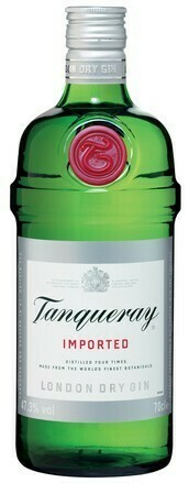 Tanqueray 0,7l 47,3%