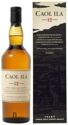 Caol Ila 12 years 0,7l 43%