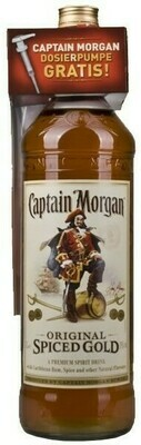 Captain Morgan Gold Spiced 3l 35%
