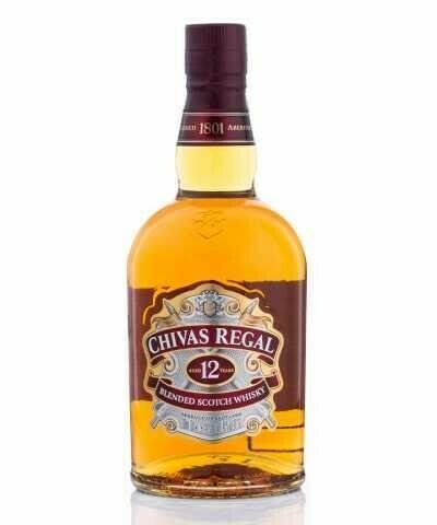 Chivas Regal 12 years 0,7l 40%